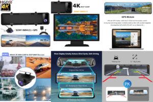 Видеорегистратор HGDO Sony IMX 415 с ночным видением