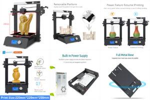 3D принтер JGMAKER Magic