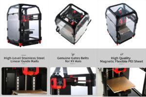 3D-принтер Voron V0 Corexy