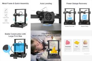 3D-принтер Anet ET4 Pro TMC2208