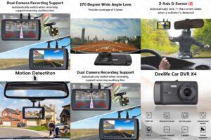 Видеорегистратор DVR Deelife Full HD 1296P достойное качество за небольшую цену