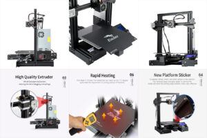 Ender-3 Pro 3D принтер
