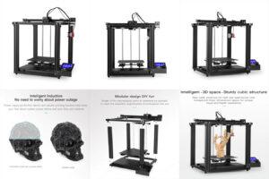 3D-принтер Ender-5 Pro Silent