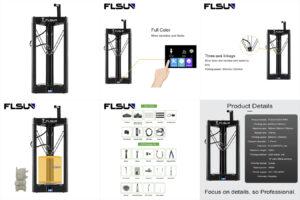 3D-принтер FLSUN QQ-S-PRO