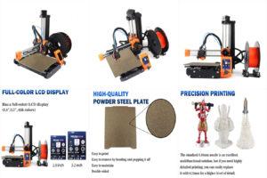 Мини 3D-принтер FYSETC Clone Prusa