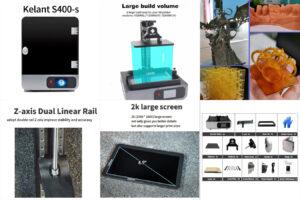 3D принтер Kelant S400S DLP