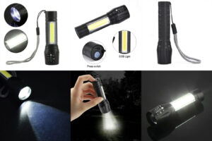 Life-Designer Store – маленький фонарик для яркого освещения