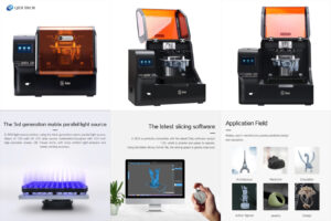 QIDI TECH S-Box полимерный 3D принтер