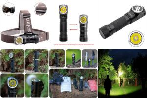Налобный фонарь Sofirn SP40 – удобно, практично и долгосрочно