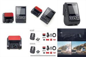 Viofo A129 PRO 4K дает больше информации