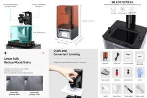 3D-принтер Voxelab