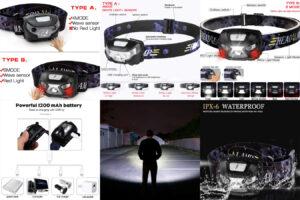 Налобный фонарь XINYI 'S – новые возможности в использовании