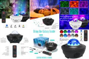 Проектор звездного неба – удивит даже взрослого