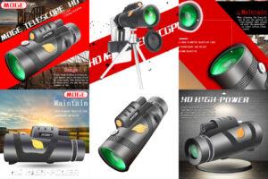Spyglass — простой телескоп для смартфона