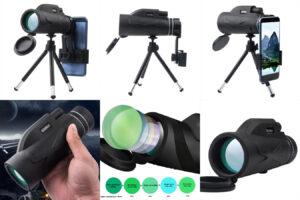 Spyglass 80×100 HD с ночным виденьем
