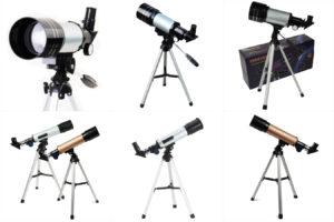 XC USHIO — популярный телескоп среди бюджетных