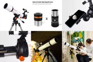Xiaomi CELESTRON — лучший телескоп для любительского наблюдения