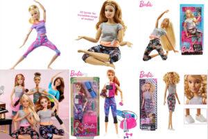 Спортсменка Barbie