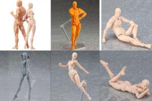 Анатомические фигурки Drawing Figures