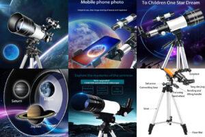 HD Профессиональный астрономический телескоп