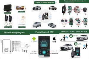 Универсальная защита от кражи на авто