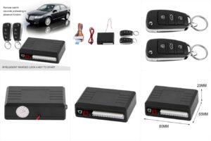 Универсальная сигнализация для автомобиля в комплекте