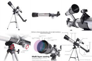 Детский научный телескоп