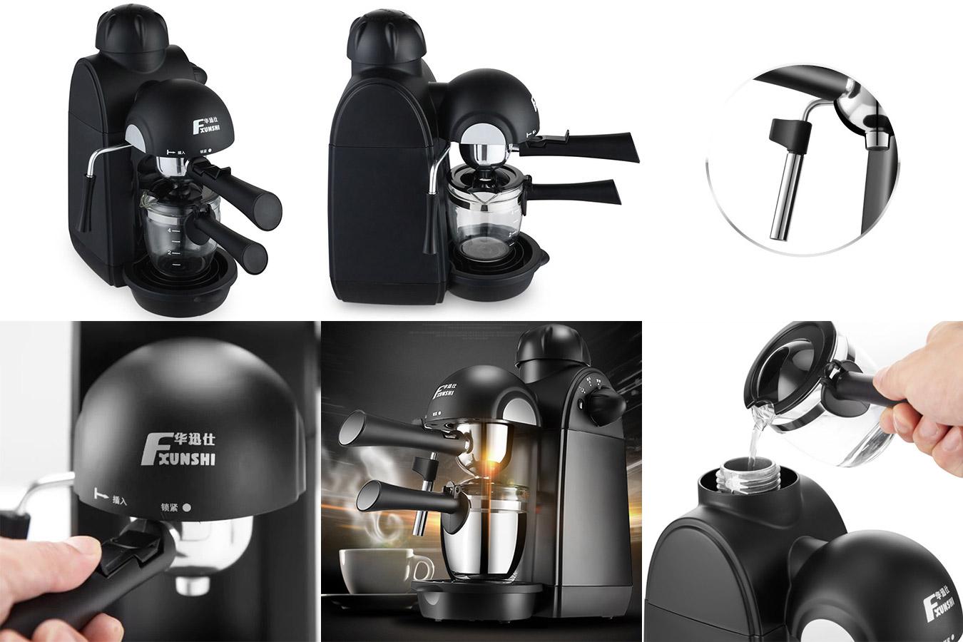 Кофеварка с алиэкспресс