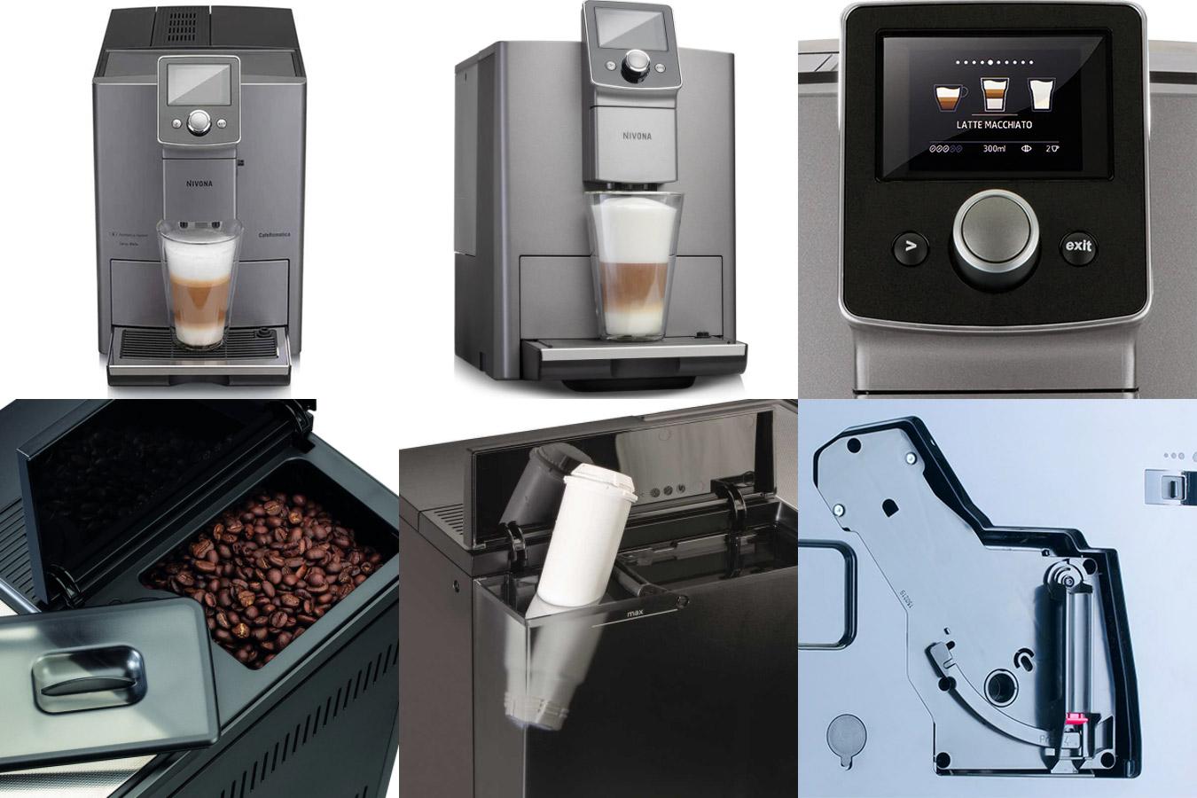 Автоматическая кофемашина Nivona