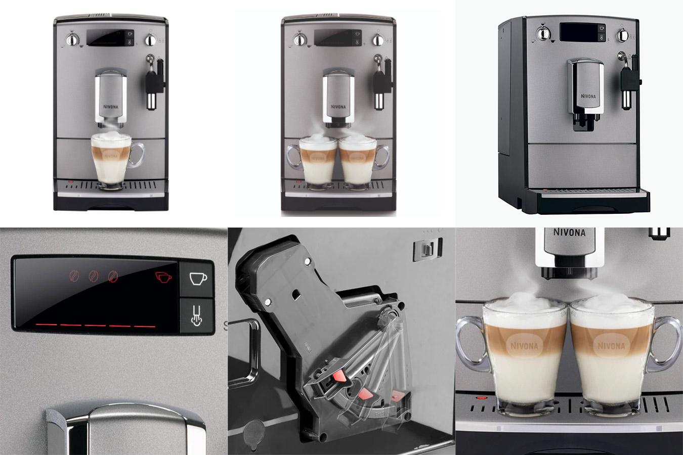 Надёжная кофемашина
