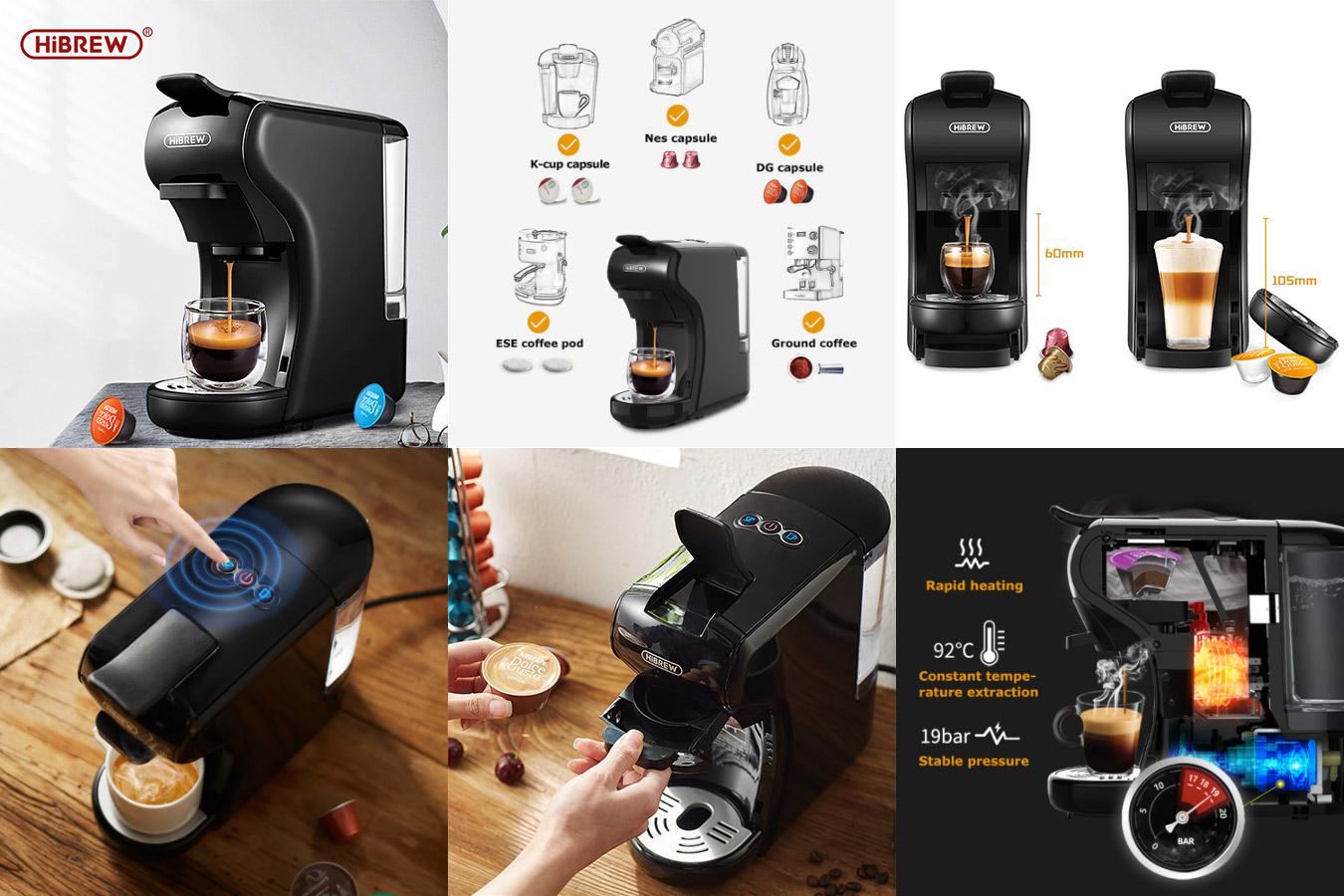 Кофемашина с автоотключением