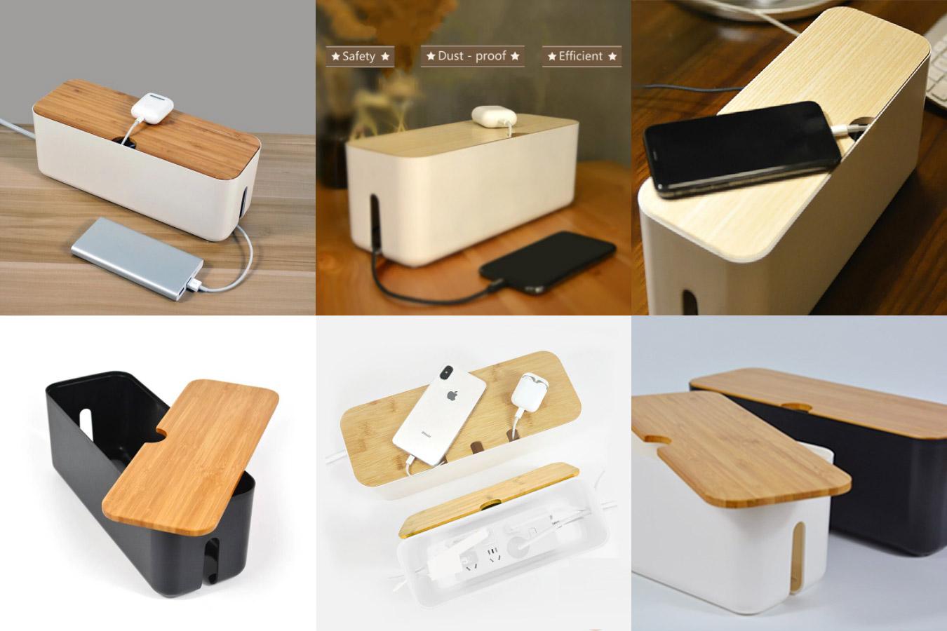 Коробка для хранения кабелей