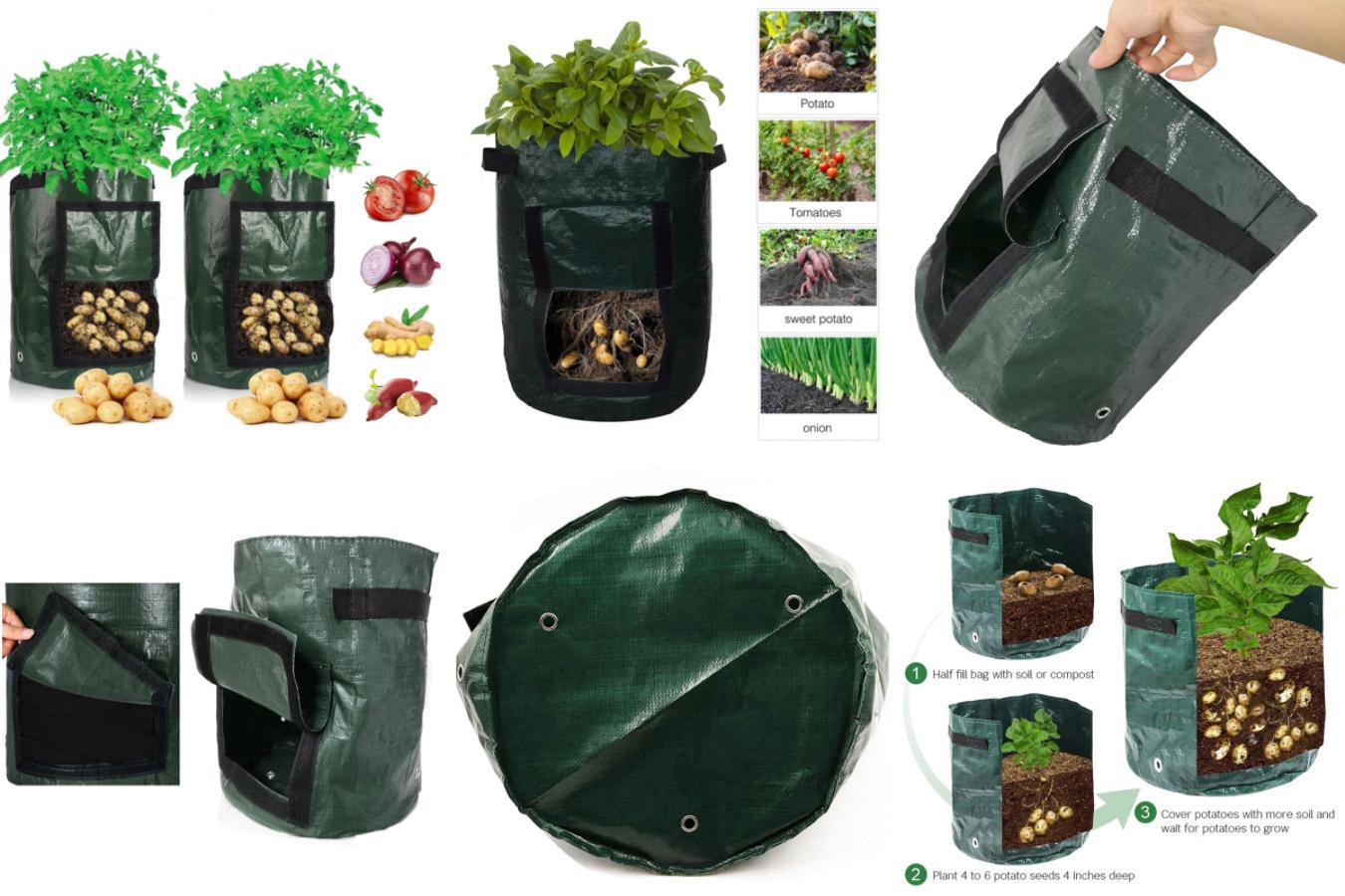 Пакет для выращивания картофеля